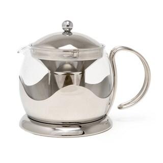 LC Le Teapot 4C Tea Infuser SS