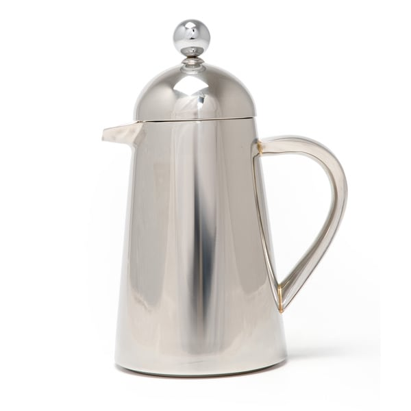 LC TT Coffee Press 3C Chrome