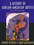 A History of African-American Artists: From 1792 to the Present (Hardcover)