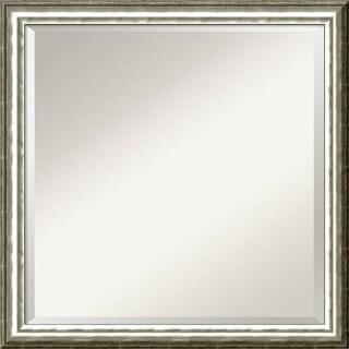 'SoHo Silver Wall Mirror - Square' 23 x 23-inch