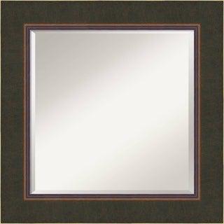 'Milano Wall Mirror - Square' 27 x 27-inch