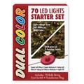 70 Bulb Dual Boxed Light