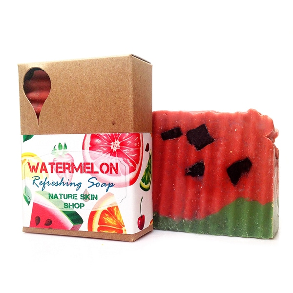 Watermelon Ultra Refreshing Soap