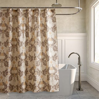 Laura Ashley 'Judith' Floral Shower Curtain