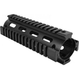 AIM Sports M4 Handguard Quad Rail/ Carbine Length/ Black