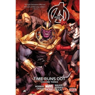 Avengers 3: Time Runs Out (Hardcover)