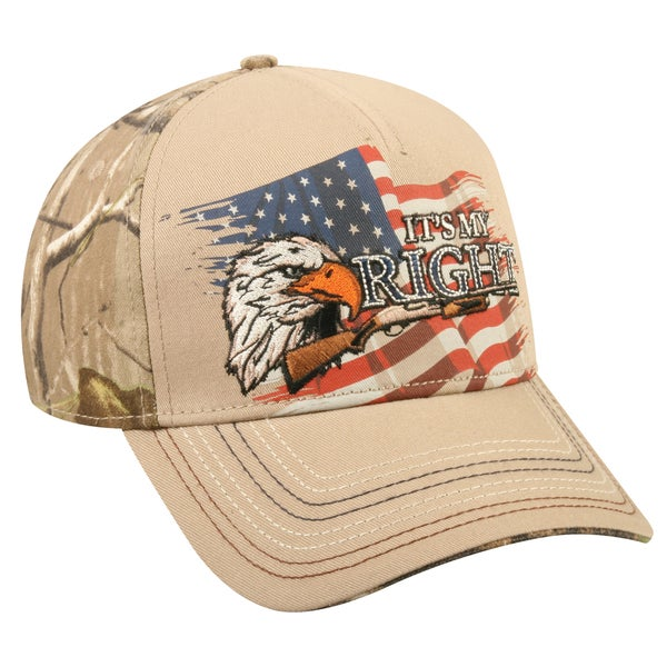 Realtree It's My Right Hat