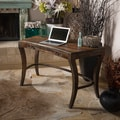 Christopher Knight Home Sheesham Highlight Wash One-Drawer Writing Desk
