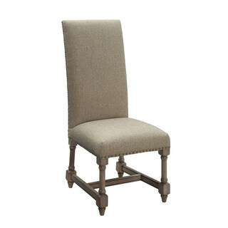Christopher Knight Home Taj Putty Accent Chair (Set of 2)