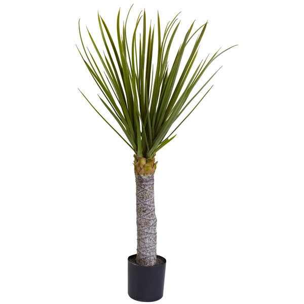 Nearly Natural Yucca Tree