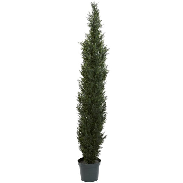 Nearly Natural Mini Cedar Pine Tree