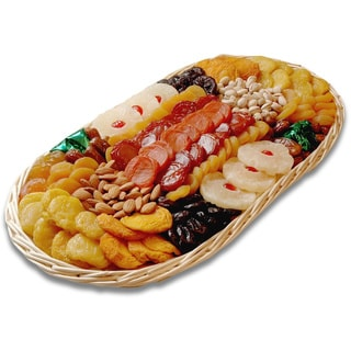 Fruits & Nuts Feast Basket