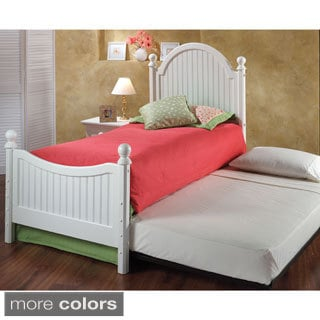Westfield Post Bed Set with Rollout Trundle