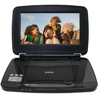 RCA 9-inch LCD Screen Portable DVD Player (Refurbished)