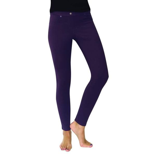 MeMoi High Waisted Chino Leggings