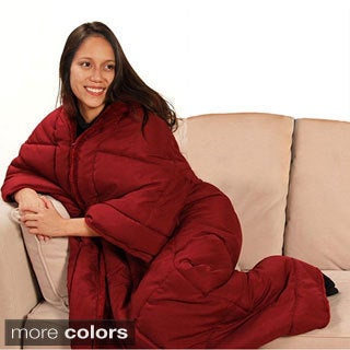 Charter Club Homes 3-in-1 Bodywrap Blanket