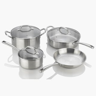 Fagor 7-piece Stainless Steel Cookware Set