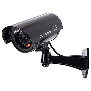 Dummy Security Camera with Blinking Light