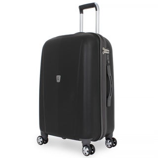 SwissGear 24-inch Hardside Medium Spinner Upright Suitcase