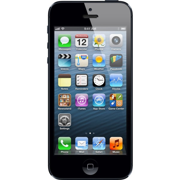 Apple iPhone 5 16GB Factory Unlocked GSM Certified Pre-Owned Phone - White