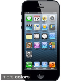 Apple iPhone 5 16GB Factory Unlocked GSM Phone (Certified Refurbished by Apple)