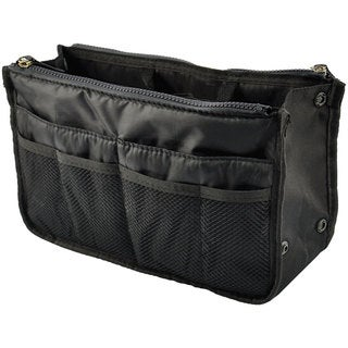 Worthy Black Handbag Organizer