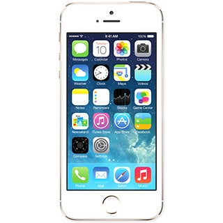 Apple iPhone 5S Gold 16GB Factory Unlocked GSM Cell Phone (Refurbished)