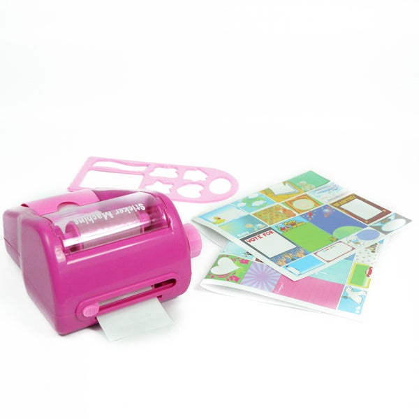Playcrafts Sticker Machine