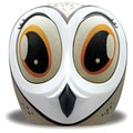 Electric Friends Mini Gerty the Owl Portable Speaker