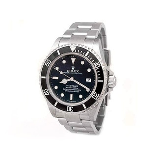 Pre-Owned Rolex Men's Oyster Perpetual Sea Dweller Stainless Steel Watch