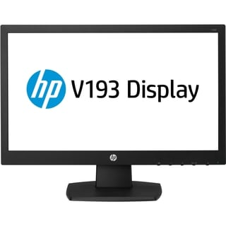 """HP Business V193 18.5"""" LED LCD Monitor - 16:9 - 5 ms"""