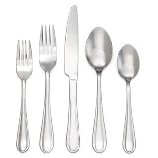 Fairburg Stainless Steel 53-Piece Flatware Set for Eight