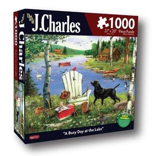 J. Charles 1000-Piece Puzzle