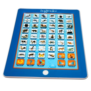 Smartplay Interactive Play Pad Animals