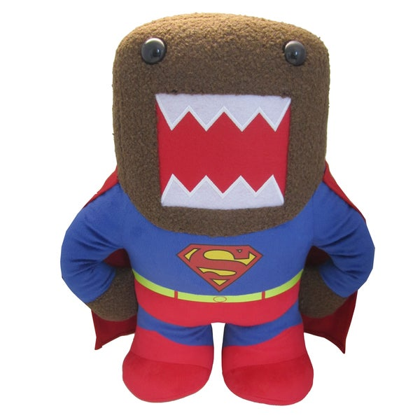 Domo Superman 16.5-inch Plush Toy 14344531