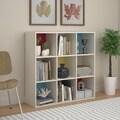 Altra Wink 9-cube Color Block Storage Bookcase