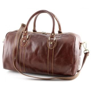 D&P Milan Luxury Travel Duffel Bag