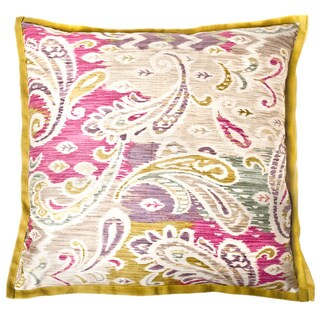 Passion Green Pink Pillow