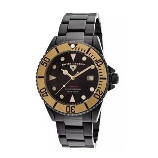 Swiss Legend Men's SL-21344-BB-11-GB Luminous Black Watch