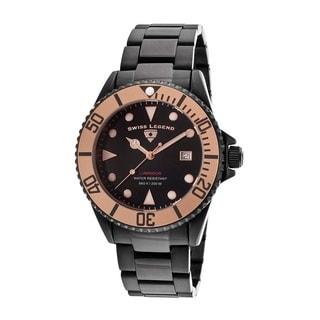 Swiss Legend Men's SL-21344-BB-11-RB Luminous Black Watch