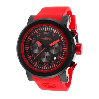 Red Line Men's RL-50050-BB-01-RDAS Torque Black Watch