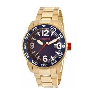 Red Line Men's RL-60020 Ignition Blue Watch