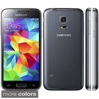 Samsung Galaxy S5 Mini SM-G800H 16 GB Unlocked GSM Android OS, v4.4.2 KitKat Smartphone
