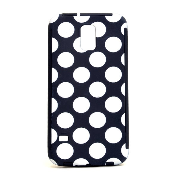 Dasein Polka Dot Hardshell Case for Samsung Galaxy S5