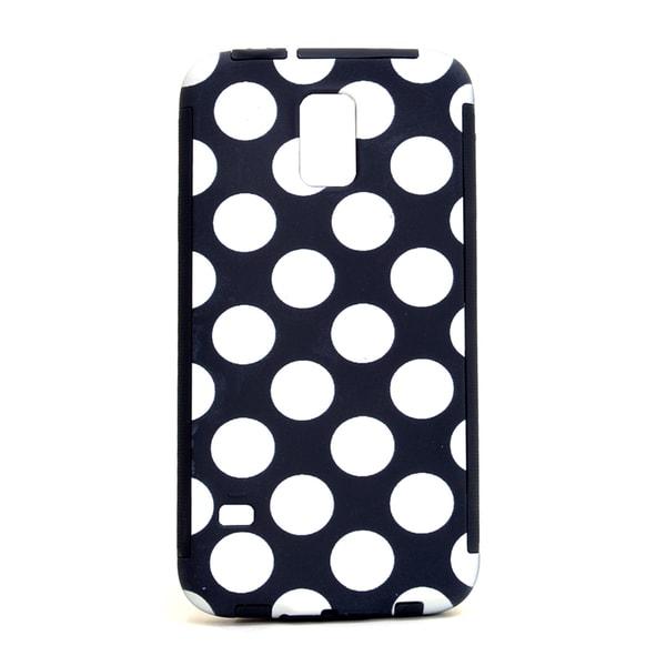 Dasein Polka Dot Hardshell Case for Samsung Galaxy S5