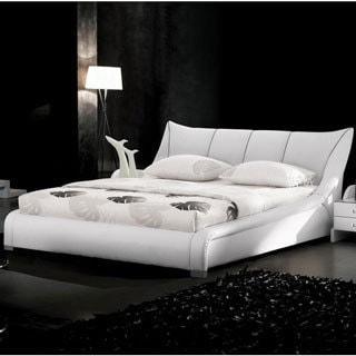 Queen Contemporary Platform Bed