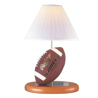 Lite Source Football 1-light Table Lamp