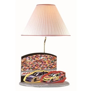Lite Source Nascar Lamp 1-light Table Lamp