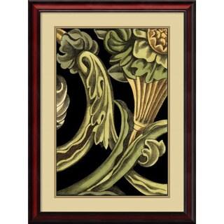 Ethan Harper 'Classical Frieze IV' Framed Art Print 24 x 32-inch