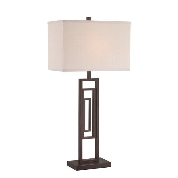 Lite Source Bronx 1-light Fluorescent Table Lamp